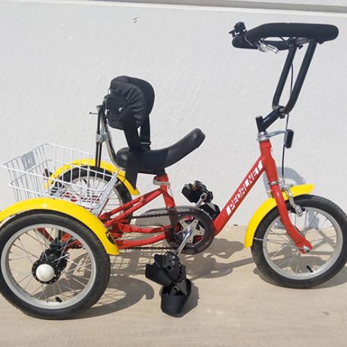 Bicicleta-adaptada-triciclo-mini
